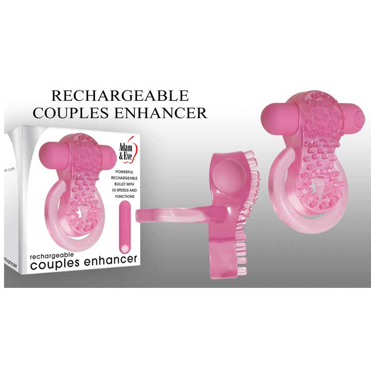 RECHARGEABLE-COUPLES-ENHANCER