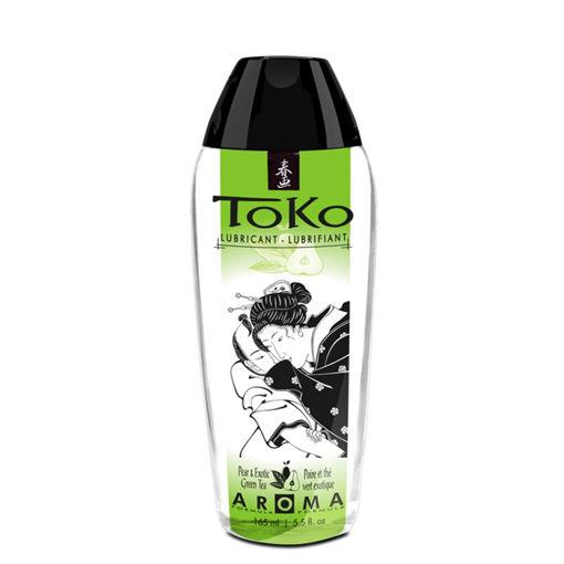Toko-Aroma-Lubrifiant-Poire-et-Thé-Vert-Exotique