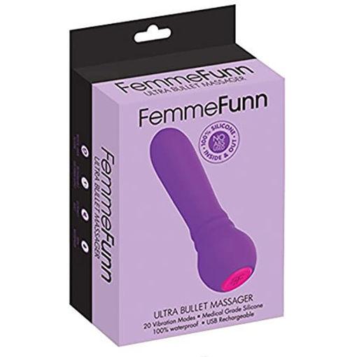 Image de Cadeau à l'achat - Ultra bullet - Purple