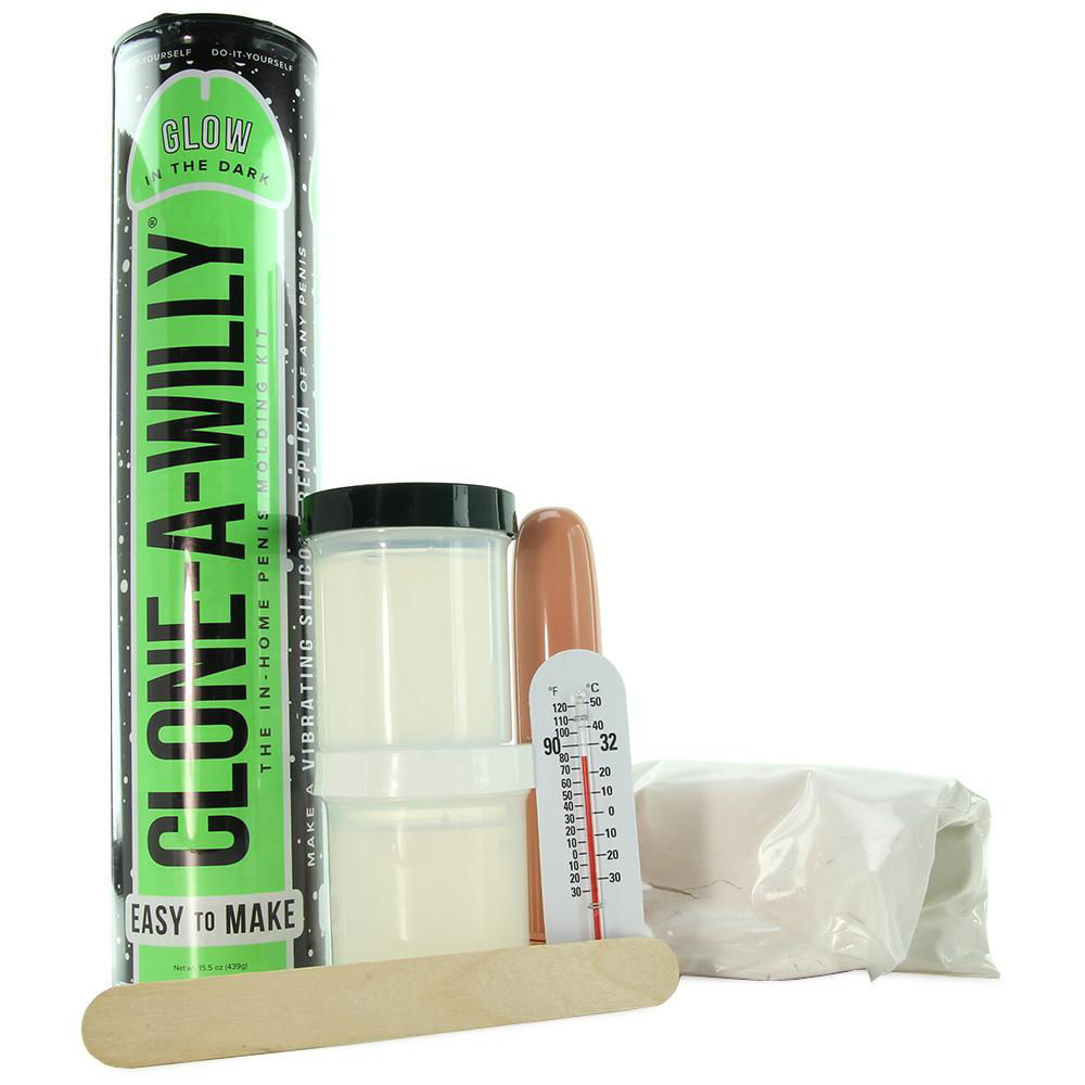Image de Clone-A-Willy - Glow in the Dark