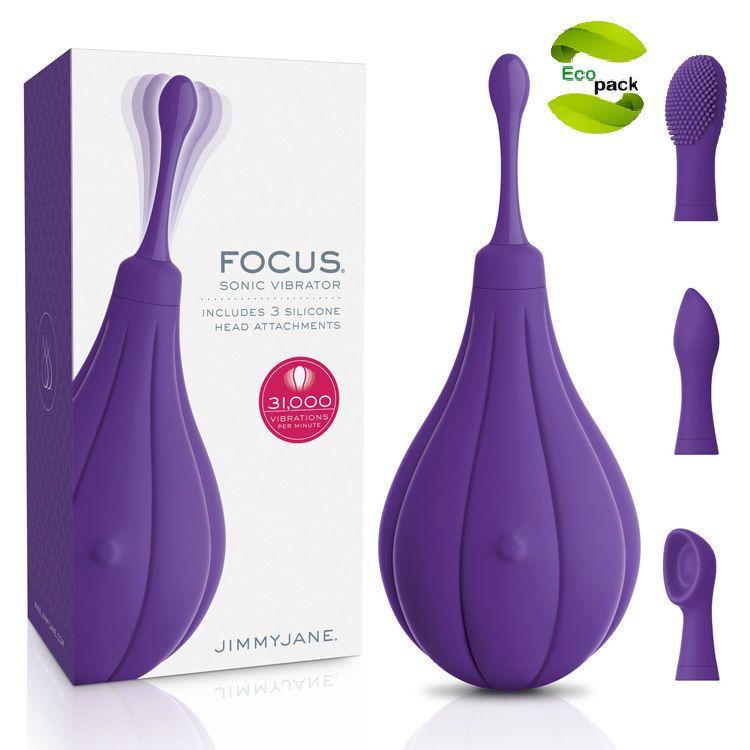 Image de Cadeaux à l'achat - Focus Sonic Vibrator - ecopack