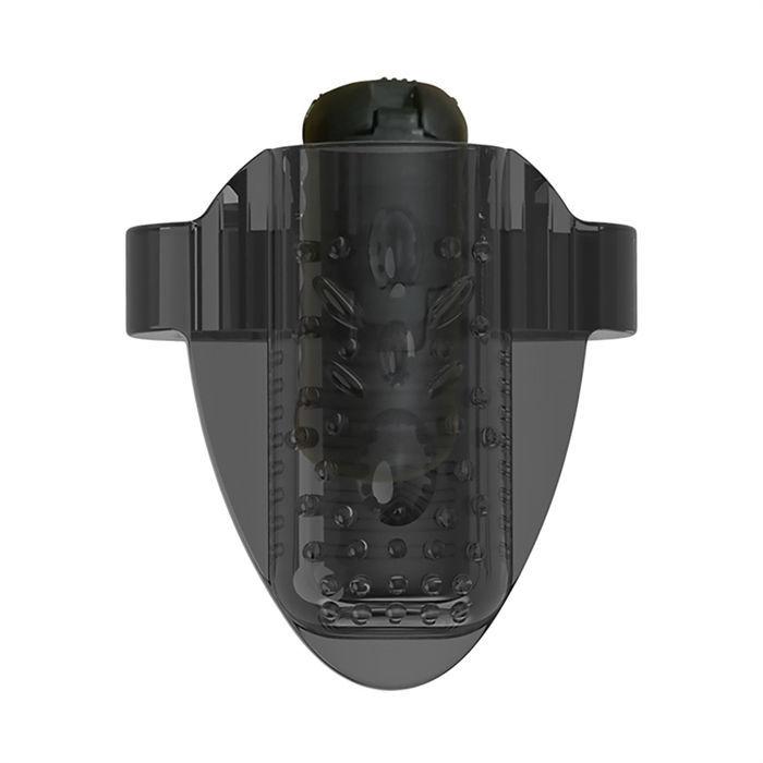 Image de BLACK DIAMOND THONG PANTY O/S