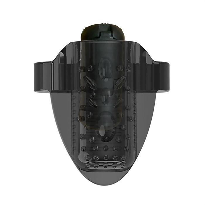 Image de TRIPLE STRAP LACE THONG & GLOVES, BLACK - O/S