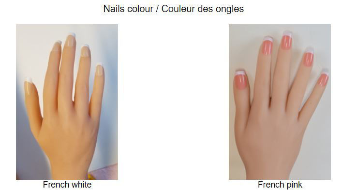 Image de France Poupée personalisable - 159cm