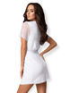 Image de Miamor Elegant Robe & Thong - L/XL