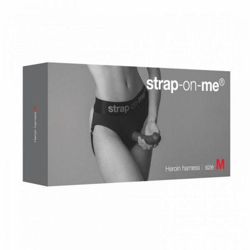 Image de STRAP-ON-ME - LINGERIE HARNESS - HEROINE - MEDIUM