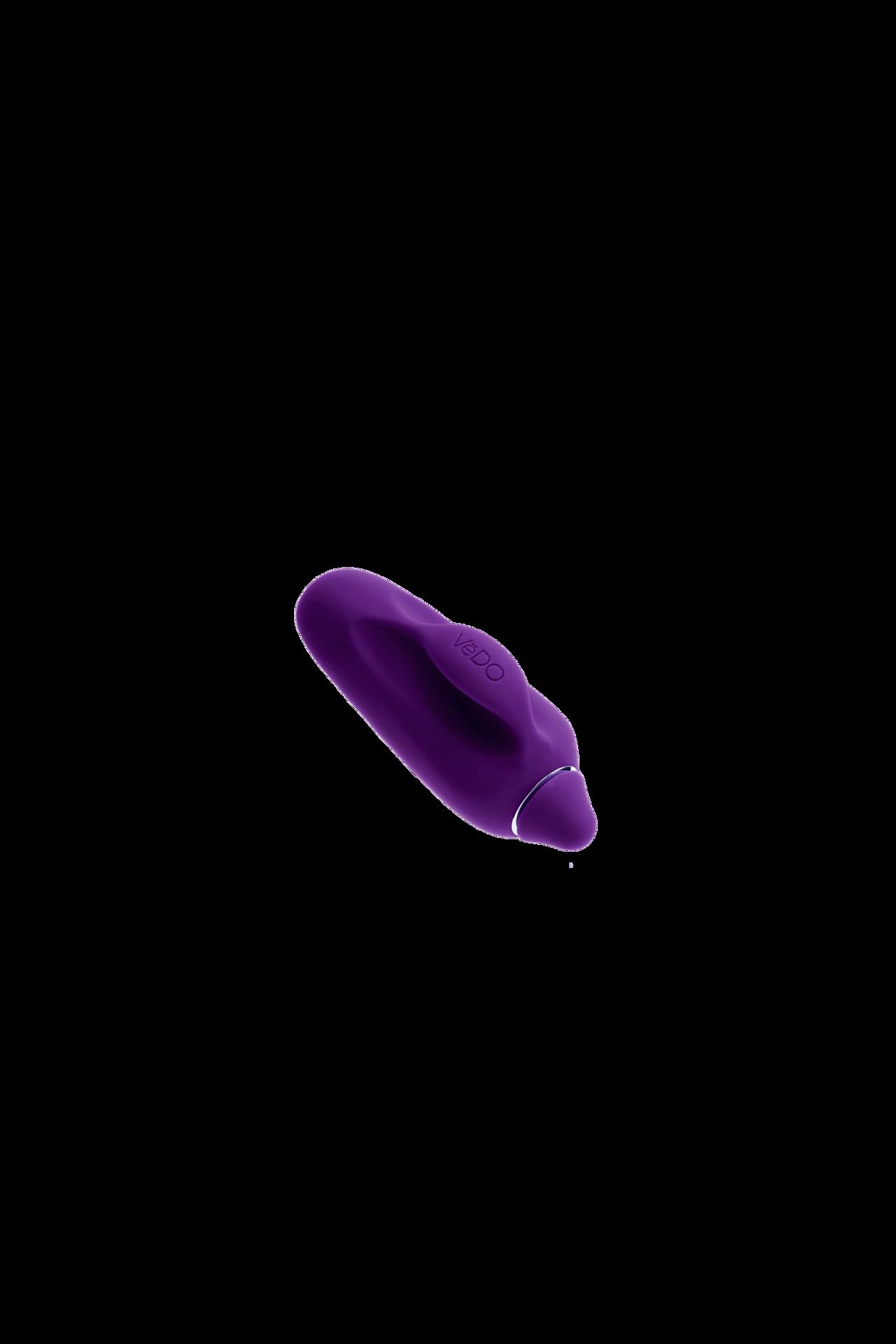 Image de Vivi Rechargeable Finger Vibe- Purple