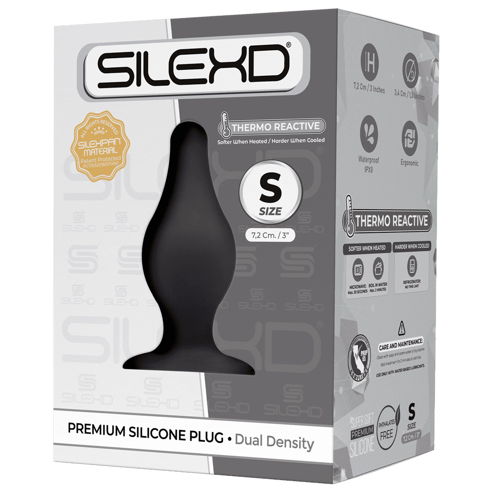 Image de SilexD Plug Black Model 2 Small