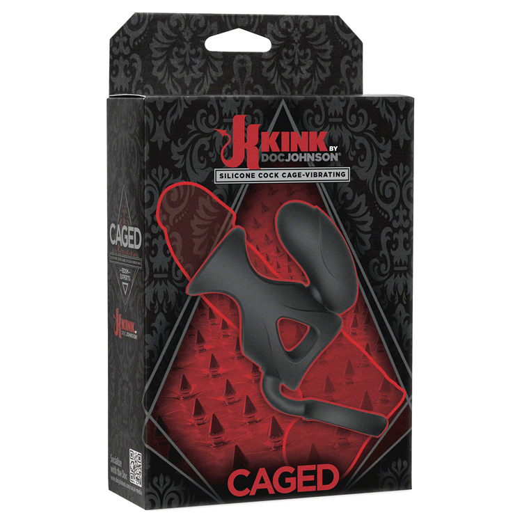 Kink-Caged-Silicone-Cock-Cage-Vibrating