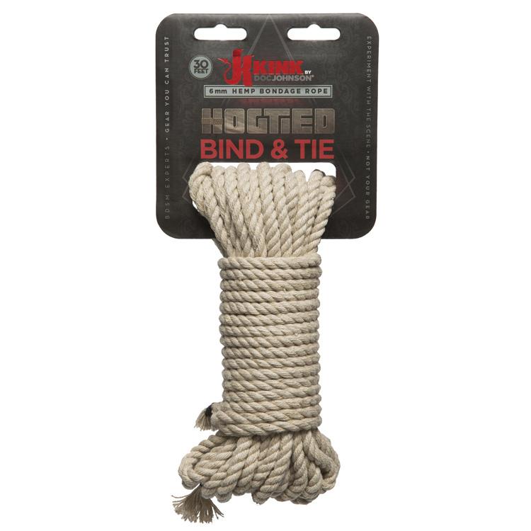 Hogtied-Bind-Tie-6mm-Hemp-Bondage-Rope-30-feet