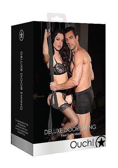 Image de Deluxe Door Swing - Black - Ouch - Shots